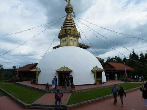 Tempel Wiesent